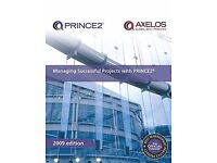 Managing Successful Projects with PRINCE2: 2009 Edition for sale