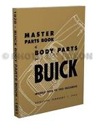 Buick Parts Book