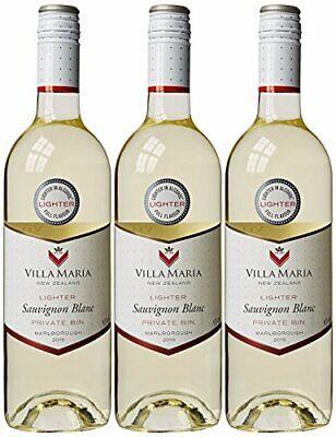 Villa Maria Sauvignon Blanc Private Bin Weißwein trocken 750ml 3er Pack