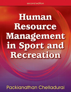 HUMAN RESOURCE MANAGEMENT IN SPORT AND RECREATION 2/e