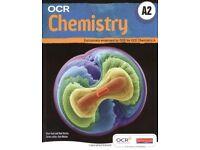 OCR Chemistry A2 textbook