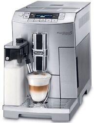 DeLonghi PrimaDonna S Deluxe Super Automatic Espresso Machine ECAM26455M