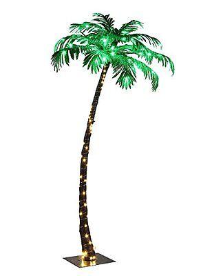 Lightshare Lighted Palm Tree, Small