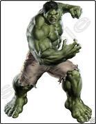 Hulk Wall Stickers