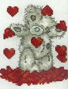 Tatty Teddy Cross Stitch