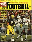 Football 1968 Vintage Sports Magazines