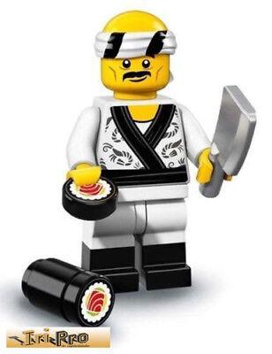 Lego Ninjago Movie Mini Figurines Sushi Chef 71019