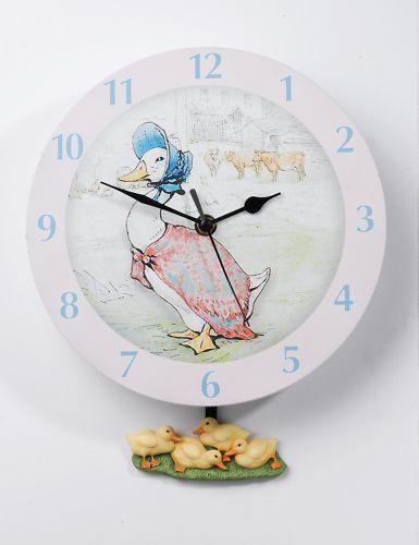 Beatrix Potter Clock Ebay