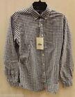 johnnie-O Plaids & Checks Button-Front Casual Shirts for Men