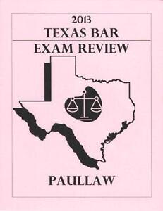 Barbri textbooks education ebay barbri texas fandeluxe Gallery