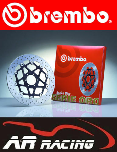 Brembo Replacement Upgrade Front Brake Disc to fit Honda CBR 600 RR 2003-2012