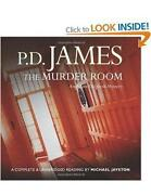 P D James Audio Books