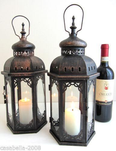 Garden Lanterns eBay