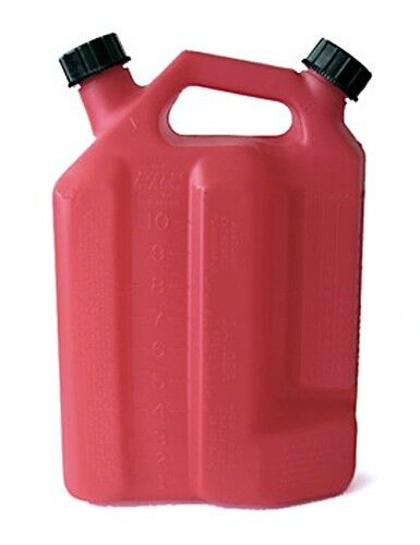 Accu-Mix Fuel Jug for mixing 2-stroke oil with fuel for your Paramotor!