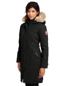 down jacket parka canada goose expedition parka black womens sale