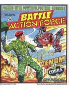 Battle Action Comic