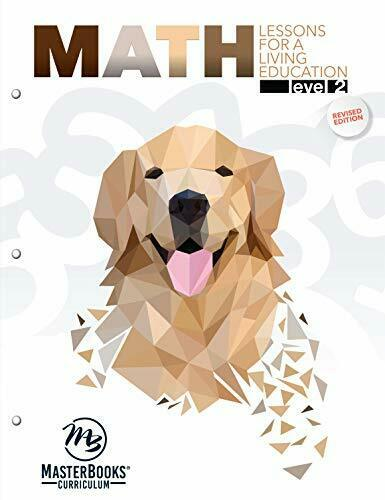 Math Lessons for a Living Education: Level 2 [Master Books]