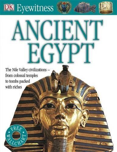 Ancient Egypt (Eyewitness),DK- 9781405368315