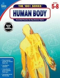 Human Body by Carson-Dellosa Publishing -Paperback