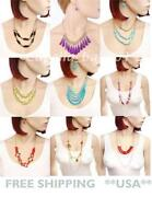 Fashion Necklace Lot