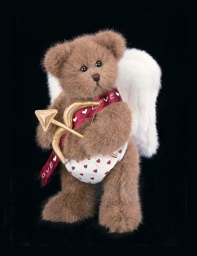 "VALENTINE Bearington Bear "" TEDDY VALENTINO"""