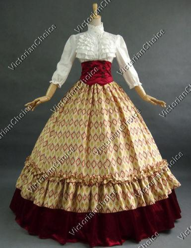 Victorian Gown  6ab85c77f3f4