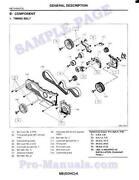 Nissan Maxima Factory Service Manual