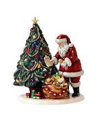 Royal Doulton Santa Figurines