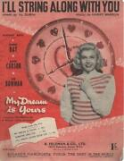 Doris Day Sheet Music