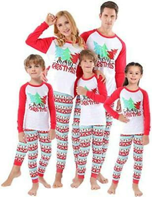 Matching Family Pajamas, Matching-christmas-family-tree-men, Size Large 90NC - $13.99
