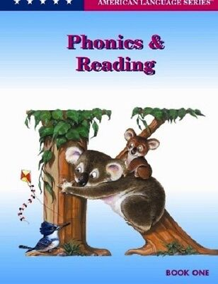 American Language K Phonics And Reading Book 1