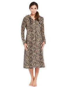 M S Zip Dressing Gown 02ca91950