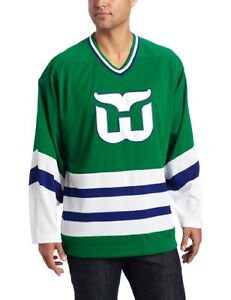 HARTFORD WHALERS JERSEY - ADULT SMALL London Ontario image 1