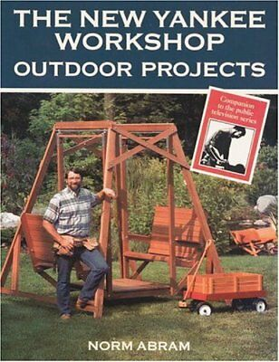 The New Yankee Workshop: Outdoor Projects