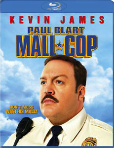 Paul Blart Mall Cop Blu-Ray(includes digital copy disc)