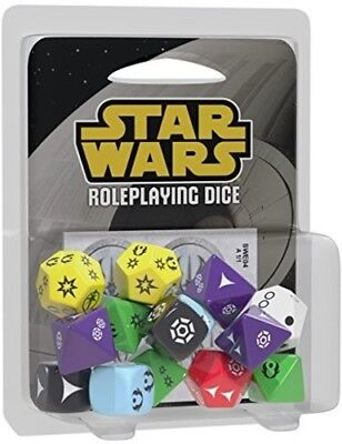 Star Wars Roleplaying Dice  New Games  Board Game