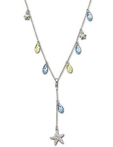 Swarovski Crystal Stunning Long Leak Necklace 1039773