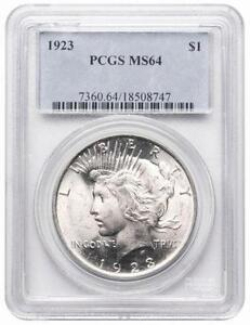 Best Selling in Peace Silver Dollar