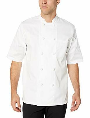 Chef Works Unisex Tivoli Chef Coat Small