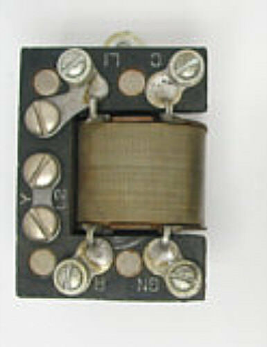 Western Electric 101A Coil