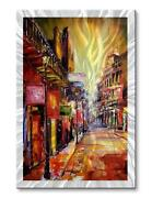 Wall Street Painting