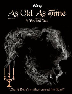 Disney A Twisted Tale: As Old As Time, Liz Braswell, Used; Good Book