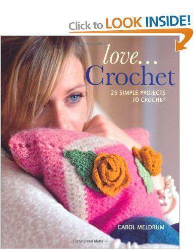 Crochet Pattern Books Ebay