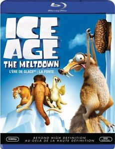 ICE AGE THE MELTDOWN Blu Ray