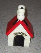 Snoopy Ceramic Bank