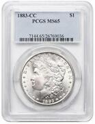 1883 Morgan Silver Dollar