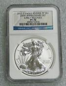 American Silver Eagle Proof 70