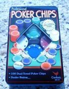 100 Poker Chip Set