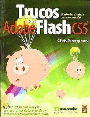 Trucos Con Adobe Flash Cs5  Paperback Spanish