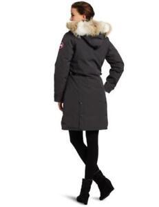 Canada Goose Ladies Kensington Parka NAVY XS(Like New)